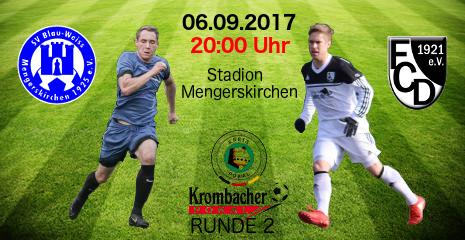 Pokal-Viertelfinale vs Dorndorf